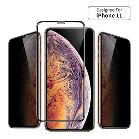 Protector Pantalla Apple iPhone 11 Vidrio Templado Curvo 9d
