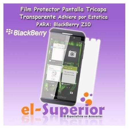protector pantalla blackberry