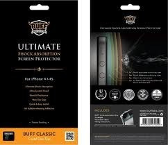 protector pantalla buff ultimate blackberry q10