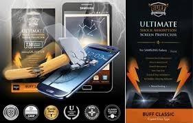 protector pantalla buff ultimate sony xperia z