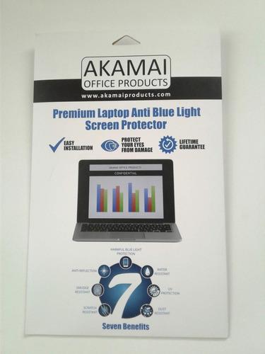 protector pantalla contra luz azul - laptop 15,6  -  16:9