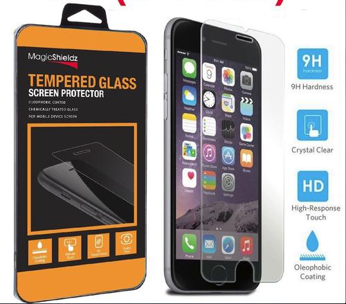 protector pantalla cristal templado iphone 6 7 8 y plus