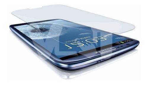 protector pantalla lamina glass vidrio templado galaxy s3