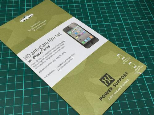 protector pantalla mate hd para iphone 4 y iphone 4s