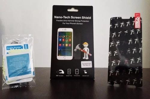 protector pantalla nano tech screen shield huawei 10..6..9 $