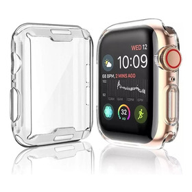 Protector Pantalla Smart Watch Iwatch Case 38 40 42 44 Mm