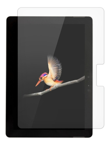 protector pantalla targus para microsoft surface go awv1310