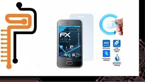 protector pantalla transparente huawei ascend g7300 7300