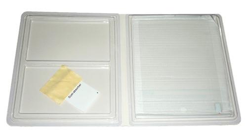protector pantalla vidrio cristal templado ipad air original