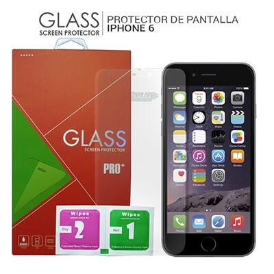 protector pantalla vidrio templado apple iphone 6