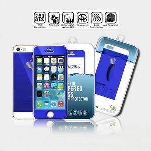 protector pantalla vidrio templado en colores iphone 5