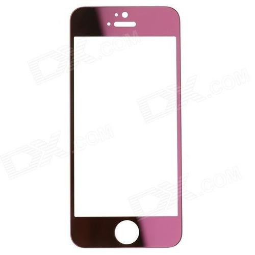 protector pantalla vidrio templado en colores iphone 5s