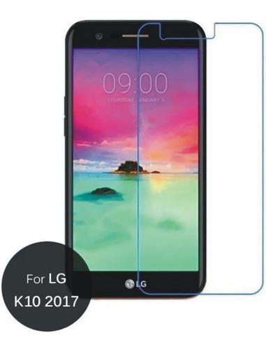 protector pantalla vidrio templado gorilla glass lg k10 2017
