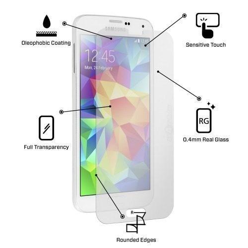 protector pantalla vidrio templado iphone 5s