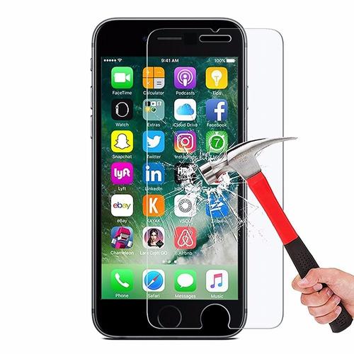 protector pantalla vidrio templado iphone 6 7 plus