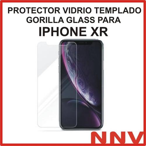 protector pantalla vidrio templado iphone xr gorilla glass