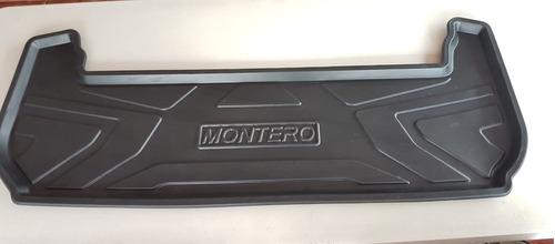 protector para alfombra mitsubishi montero sport 2017-2018