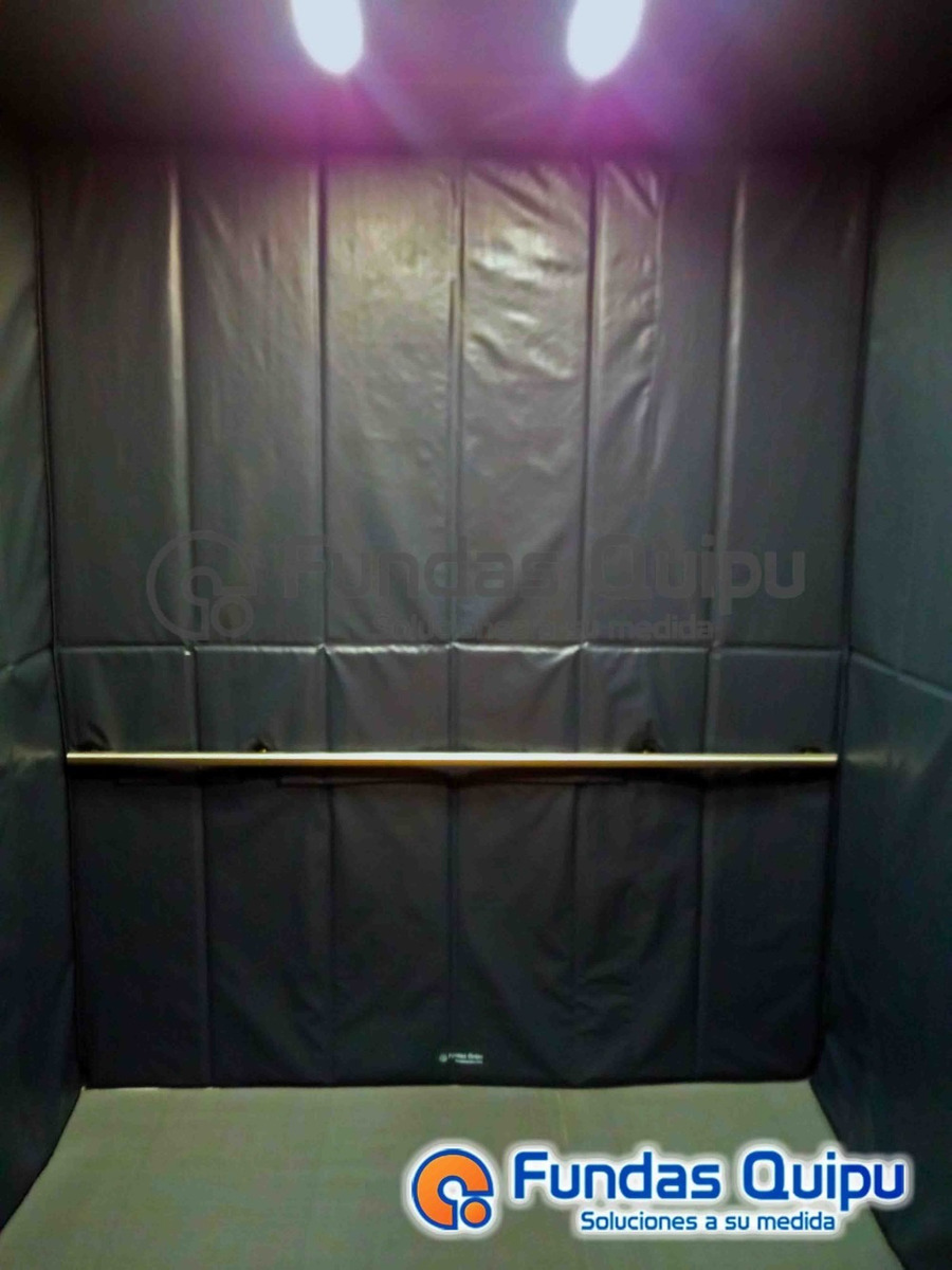 protector para ascensor - fundas quipu.
