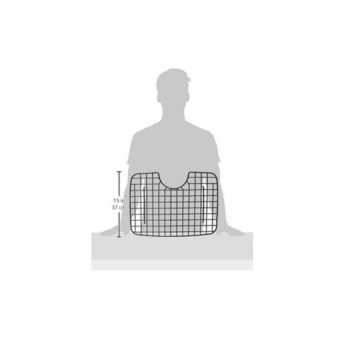 protector para fregadero negro d-shape + envio gratis