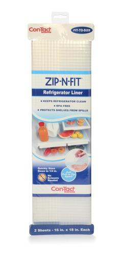 protector para heladera zip-n-fit con-tact brand