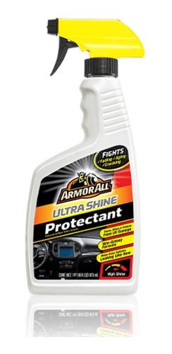 protector para interior auto con gatillo ultra brillo