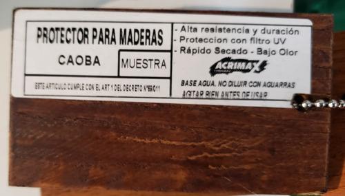 protector para maderas pinturas