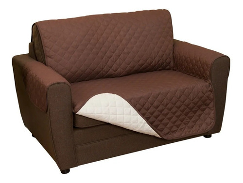 protector para muebles sofá 2 puesto
