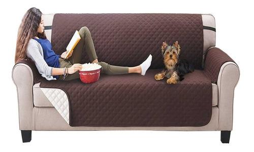 protector para muebles sofá 2 puesto  + envio gratis