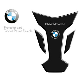 Protector Para Tanque Bmw Gs Resina  Clasic Negro Designpro