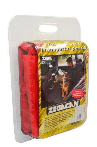protector para transportar perros zegacan