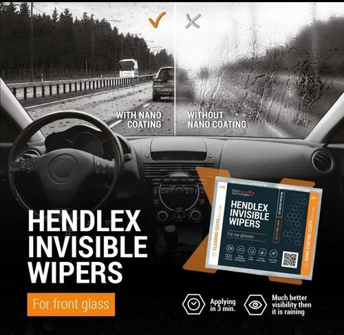 protector parabrisas nanotecnología hendlex