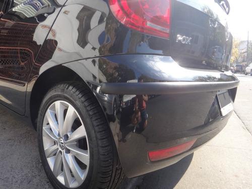 protector paragolpe volkswagen fox 2010/14 molduras premium