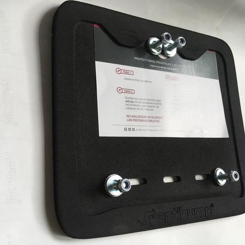 protector patente motos antibump® | evita vibración y daños.