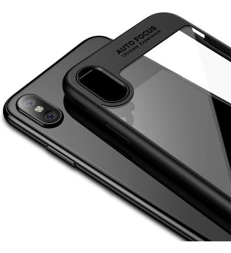 protector premium cristal auto focus iphone xs max xs x xr ®