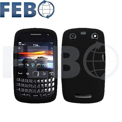 protector premium funda silicona blackberry 9350 9360 9370