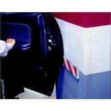 protector puertas autoadhesivo p paredes garage 285 00 en mercado libre. Black Bedroom Furniture Sets. Home Design Ideas