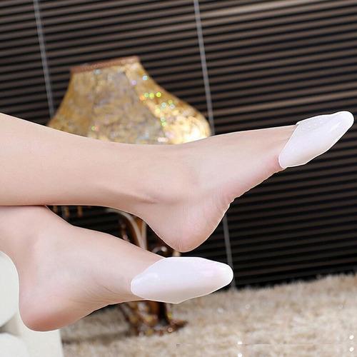protector punta de pies zapatos grandes pie comodo gel 1 par