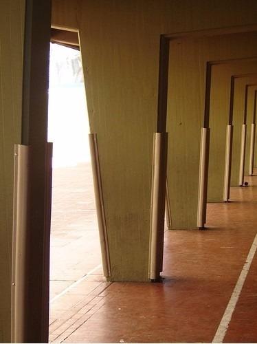 protector pvc antigolpes para canchitas, patios de juegos.
