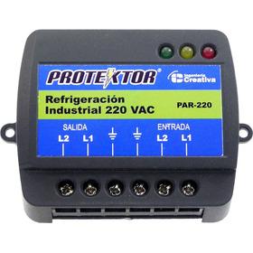 Protector Refrigeración Industrial 220 Vac Par-220