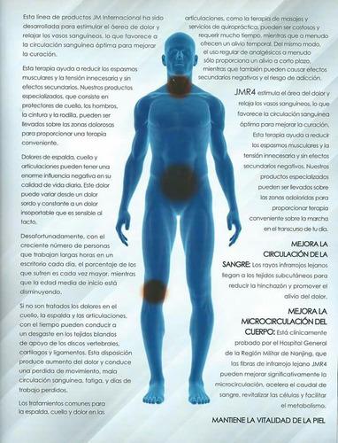 protector rodilla biomagnetismo jm (infusion rooibos gratis)
