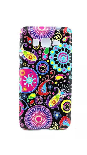 protector samsung galaxy grand prime tpu silicona multicolor