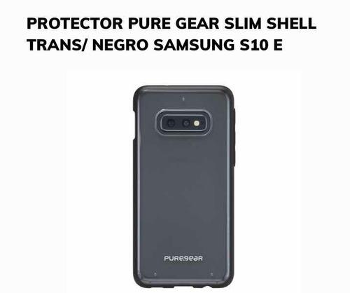 protector samsung s10 e marca pure gear