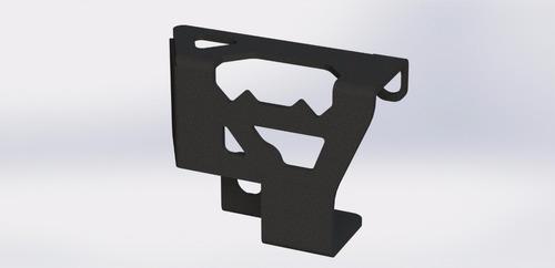 protector sensor de pata klr 650 kawasaki