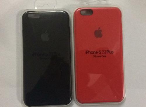 protector silicona case iphone 6, 7, 7 plus,caja original