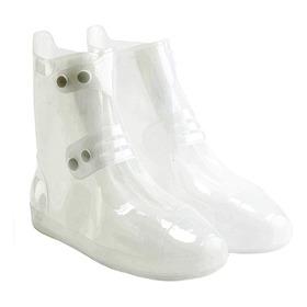 Protector Silicona Cubre Zapatos Antideslizante Impermeable