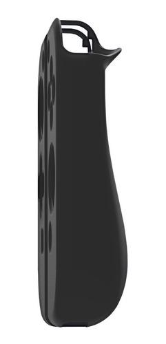 protector silicona skin jelly case negro tpu nintendo switch
