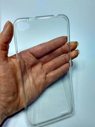 protector silicona tpu azumi a55t