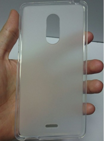 protector silicona tpu zte blade v580
