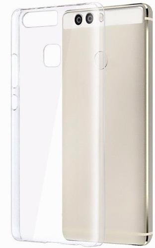 protector silicona ultra slim de lujo huawei p9