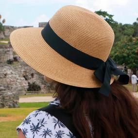 ace7c3ed3243f Sombrero Tolouse Protección Solar Upf 50+ Viaje Moda Playa
